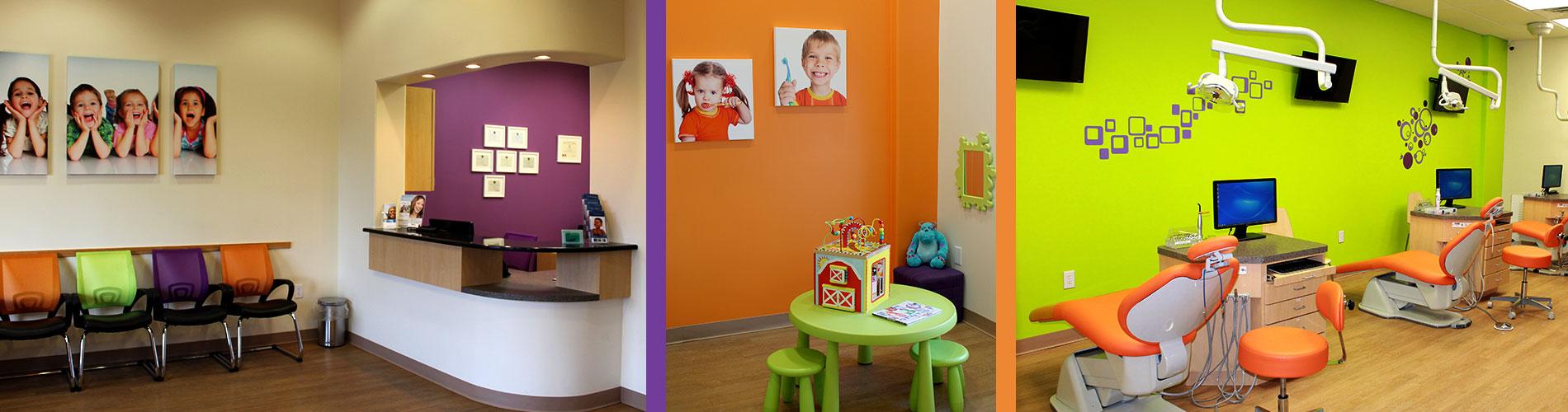 kids room in growing smiles