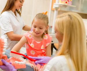 signature smile service for preventive care