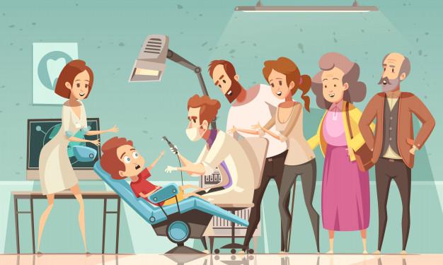dentist-treating-child