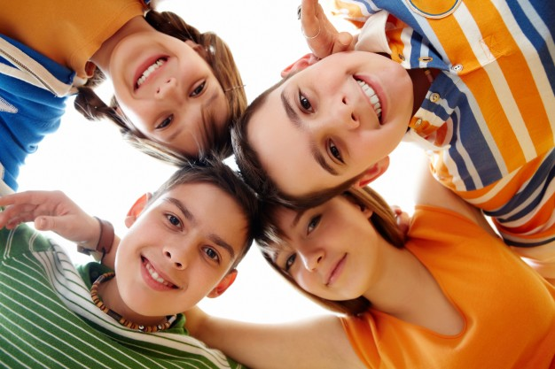 gum health for children and teens